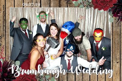 Brumbaugh Wedding 9/7/19