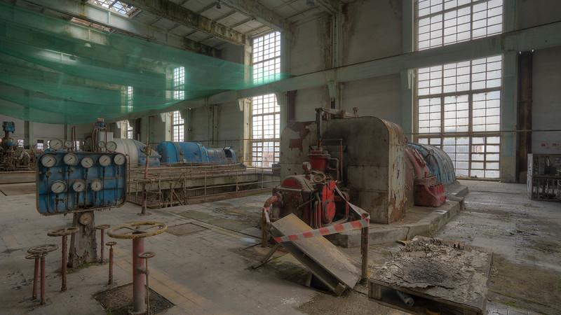 Urbex - Shepherd's Power Plant (HU)