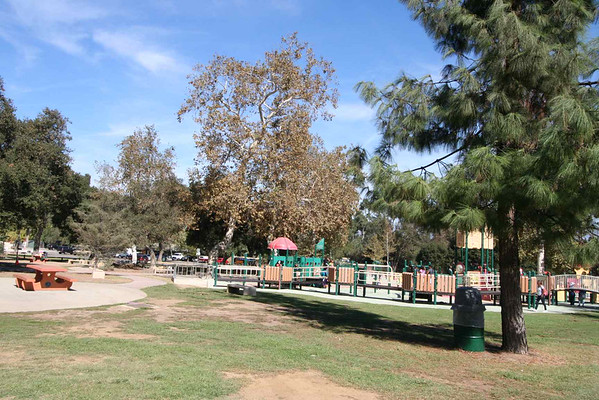 Griffith Park Playground - Park