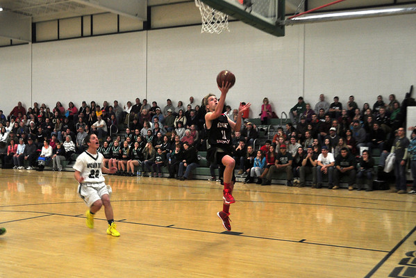 McCann vs Mount Greylock Boys Basket Ball - 121913