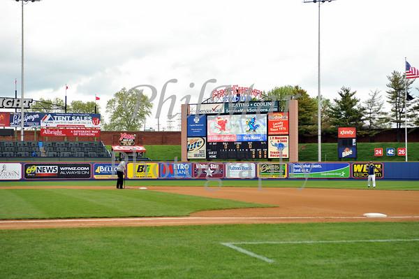 Holy Name VS Central High School Baseball 2010 - 2011