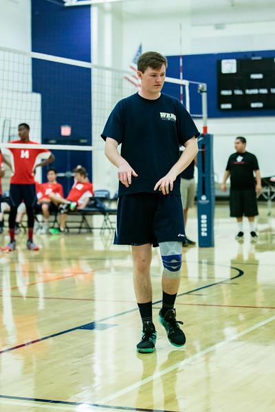 WR Boys Volleyball 2016