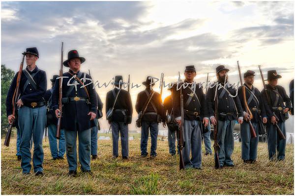 Gettysburg 155th Civil War Event