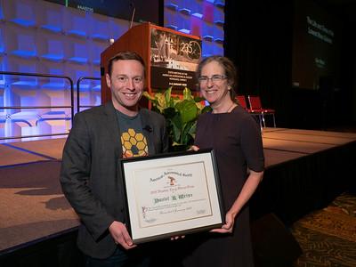 Newton Lacy Pierce Prize: Daniel R. Weisz