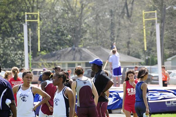 2008 CHS Track