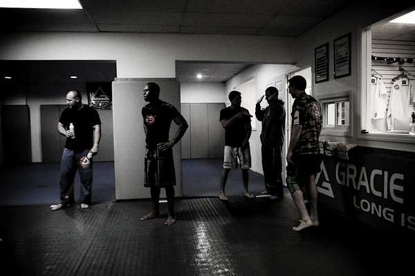 Jeff's Last Training at GB L.I.