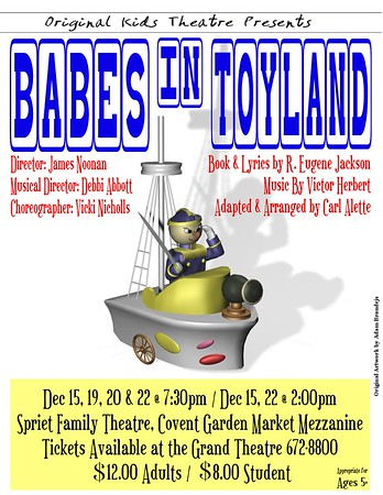 Fall 2002 - Babes in Toyland