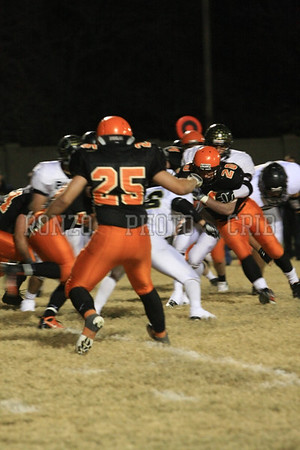 Indy Bulldogs vs Paola Panthers Nov 6th 2010
