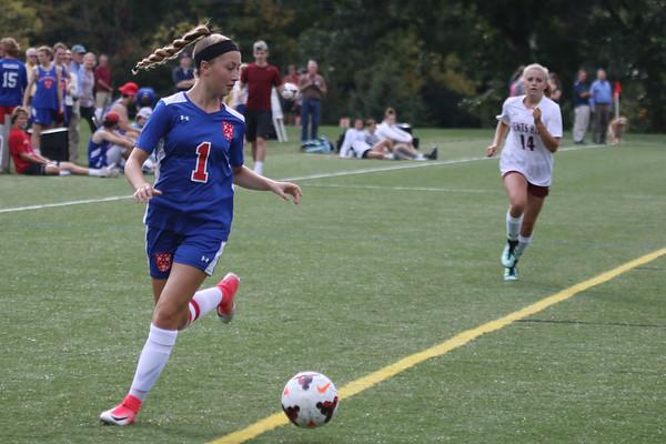 Girls' Varsity Soccer vs. Kents Hill | September 20