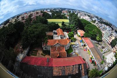 A Village, Bangalore