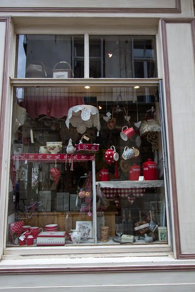 Monochrome Shop Window
