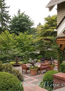 Ann & Jim's main garden