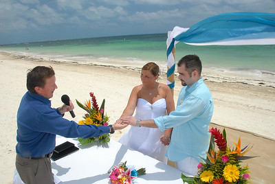 Joe and Marias wedding - taken by pro