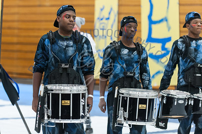 St. Charles West HS Percussion
