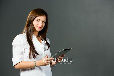 Staff in studio