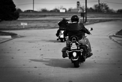 Peace Riders Toy Run 2010