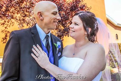 Tabitha & TC's Wedding Day