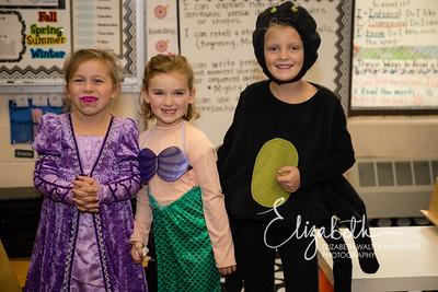 Halloween 2015 Mercer First Grade