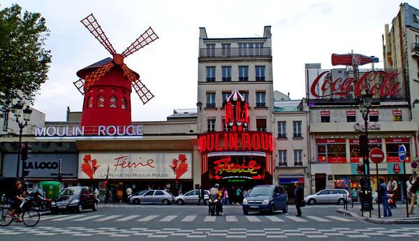 Panorama's of Paris
