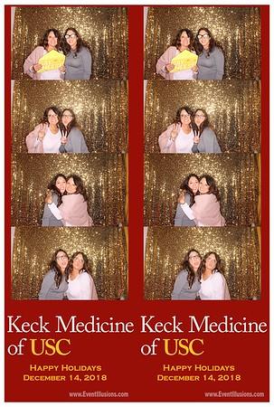 Keck Happy Holiday 2018