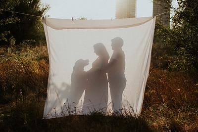 Irina + Dan + Oscar | Maternity