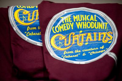 2011 Curtains - Rehearsal 3/11