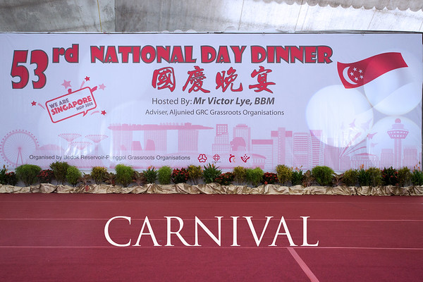 BRP  53rd National Day Dinner  -  Carnival