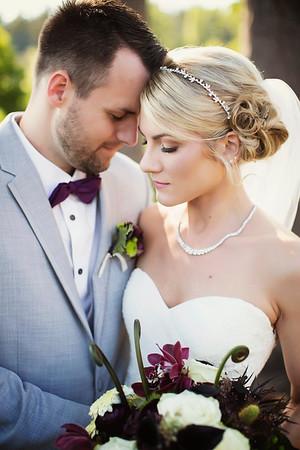Mr & Mrs Hall // Kiana Lodge wedding by Vasquez Photography