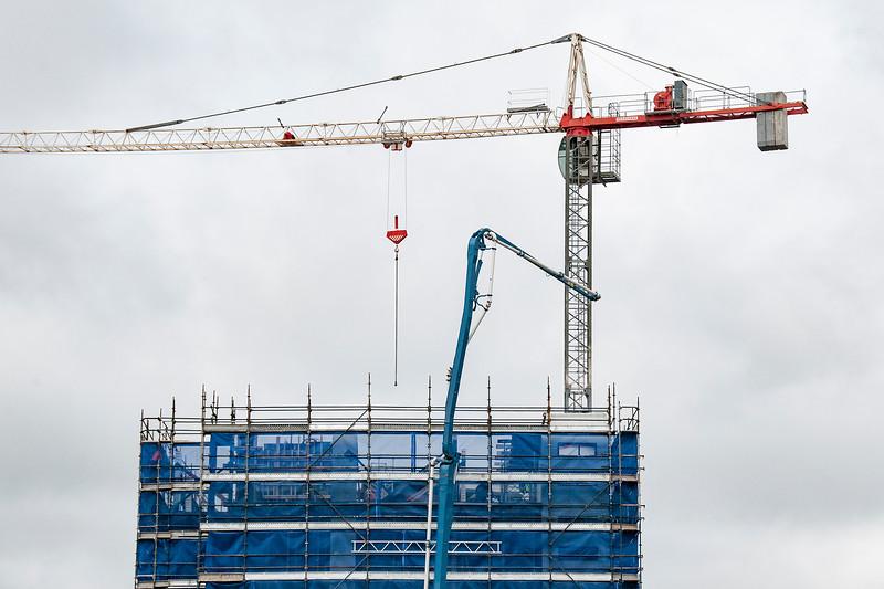 Building progress 125. At 47 Beane St. Gosford. September 2018.