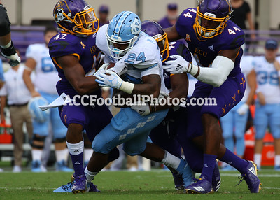 East Carolina vs North Carolina Football Photos - 9.8.18