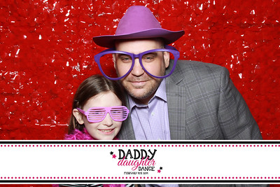 Daddy Daughter Dance - 2/8/19