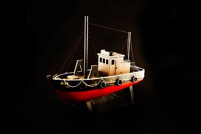 Model Boat for H