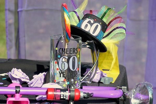 The Yolanda 60 Birthday