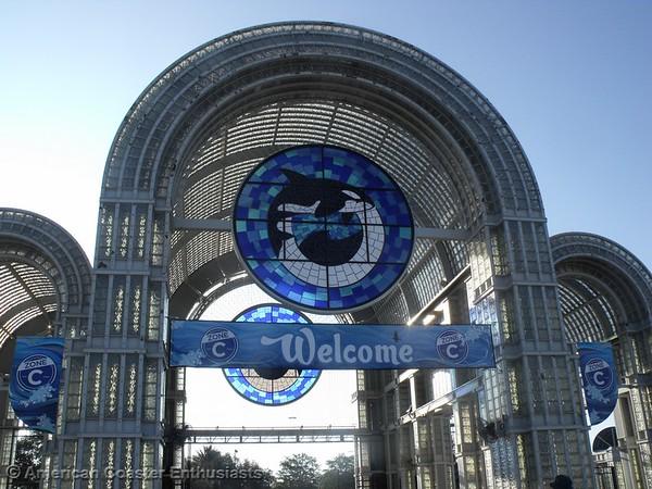 Coaster Con XL - SeaWorld