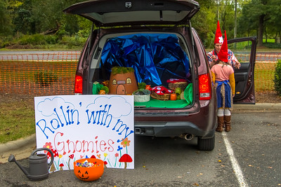 2018-10-27 Trunk or Treat
