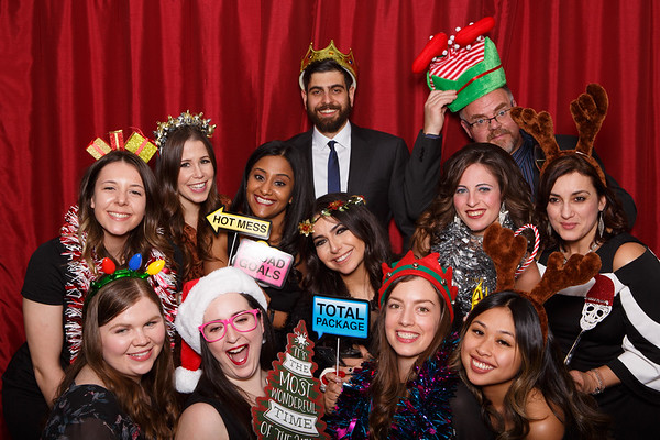 Holiday Party 2018 - Photo Booth