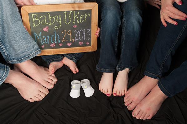 Ben & Alyssa Uker Maternity