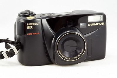 Olympus Superzoom 800, 1995