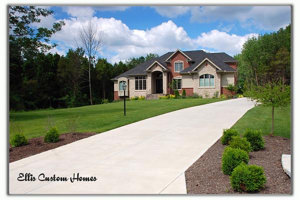 Ellis Custom Homes Outdoor