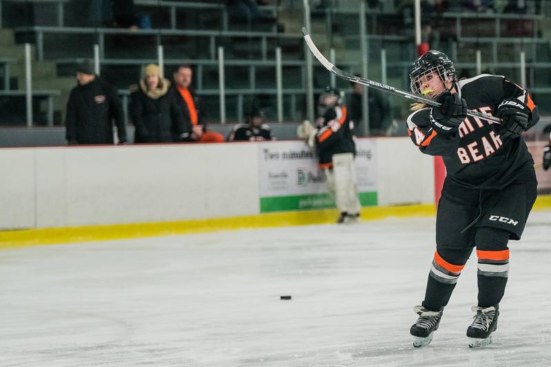 JV Girls Hockey -V- Roseville