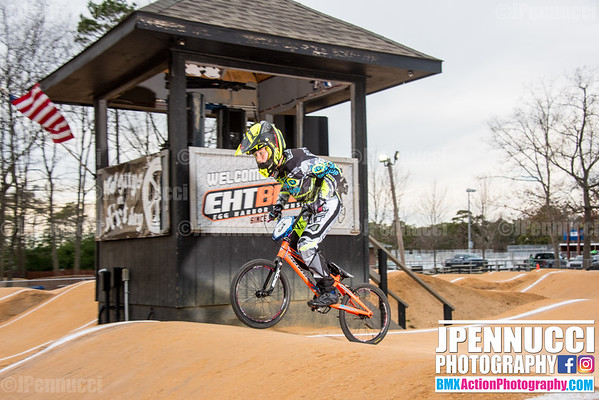 Local Race - 4-8-2017