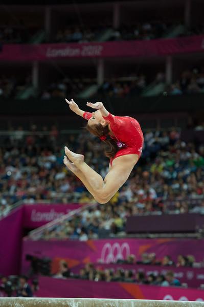 __02.08.2012_London Olympics_Photographer: Christian Valtanen_London_Olympics__02.08.2012__ND43614_final, gymnastics, women_Photo-ChristianValtanen