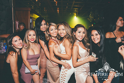 Saturday @ Empire Room 9/01/2018