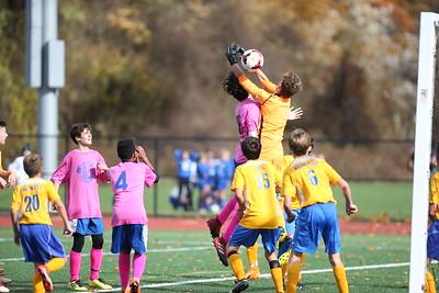 RIPCOA Davisville vs Martin Soccer States 2018 Boys