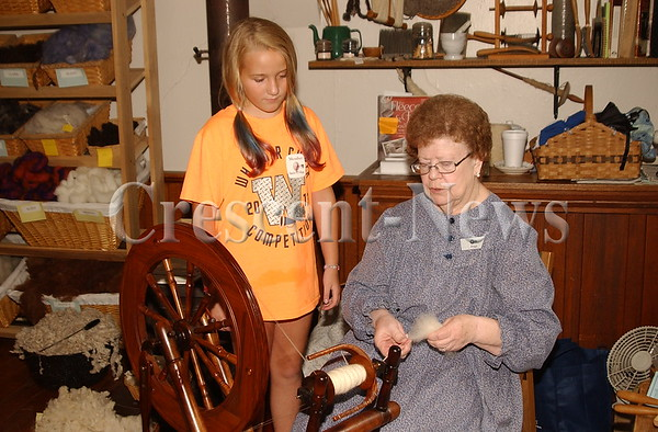 07-19-14 NEWS Sauder Village Crafts