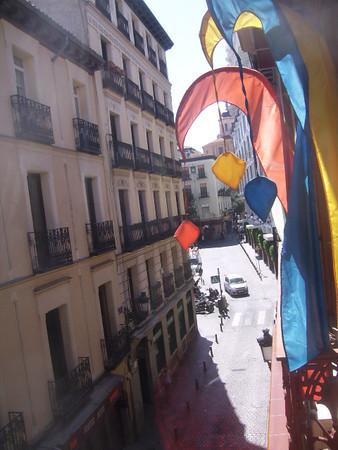 September (2012) in Madrid