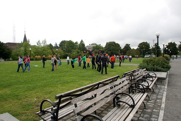 Flash Mob Seattle 2009