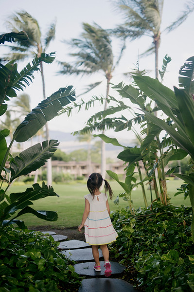 Qian and Family // Four Seasons Hualalai
