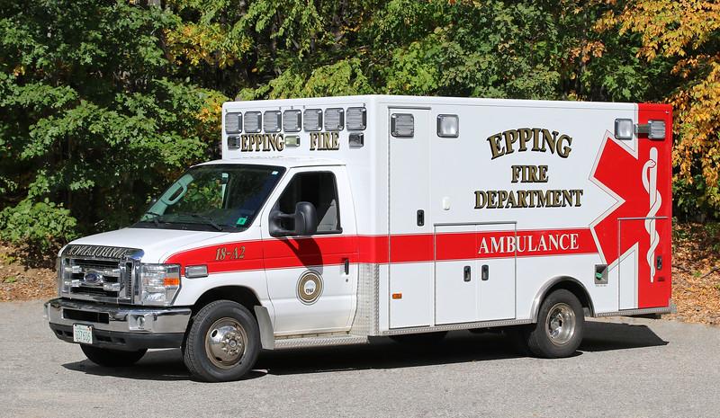 Ambulance 2   2009 Ford E-450