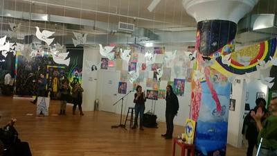 2016-2012 healing arts intiative studio & gallery